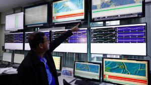 Um terremoto de magnitude de 6,9 graus na escala Richter atingiu o mar da ilha de de Mindanao, no sul da Filipinas