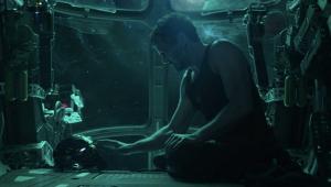 Cena deletada de 'Vingadores' mostra Homem de Ferro com filha adulta