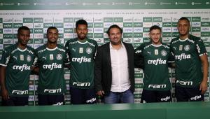 Palmeiras: As 10 maiores contratações da 'Era Mattos'