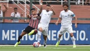 São Paulo, Santos e Flamengo formam trio que nunca foi rebaixado no Brasileiro