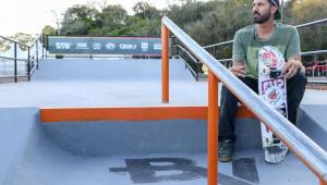 Bob Burnquist é uma lenda do Skate
