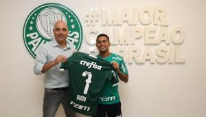 Dudu: elenco do Palmeiras aceitou redução salarial para preservar funcionários