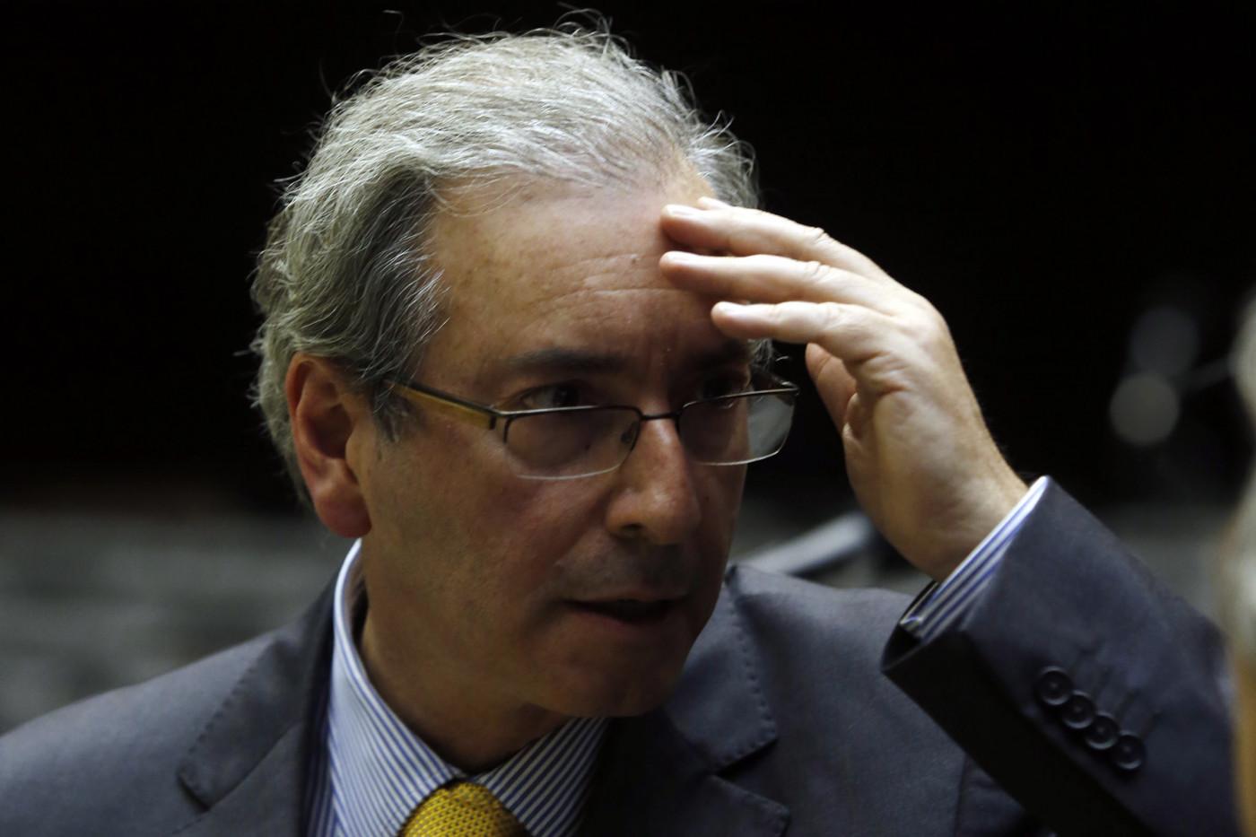 Eduardo Cunha na Câmara dos Deputados