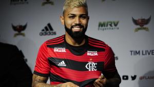 Gabigol FICA no Flamengo, e Vampeta é PROVOCADO