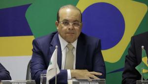 Ibaneis Rocha passa por cirurgia de urgência; quadro de saúde é estável