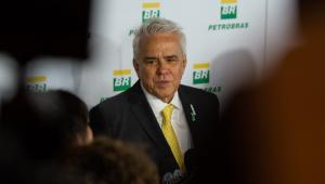 Roberto Castello Branco em evento da Petrobras