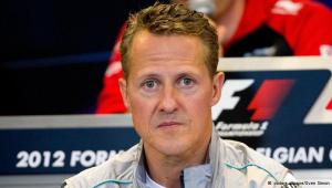 'Michael Schumacher está nas melhores mãos', diz esposa do ex-piloto