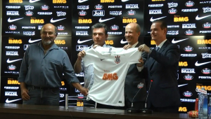 Parceria entre Corinthians e BMG fecha ano com metade dos correntistas previstos
