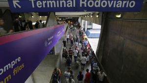 Terminal Rodoviário do Tietê