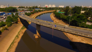 Despoluição do Rio Tietê consumiu mais de R$ 1,7 bi em oito anos