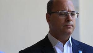 Wilson Witzel diz suspeitar de sabotagem na Cedae