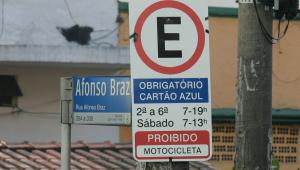 Concessão da Zona Azul por 15 anos rende R$ 1,3 bi à gestão Covas