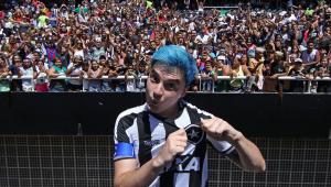 Felipe Neto lamenta fim de projeto milionário: 'Botafogo caminha para a falência'