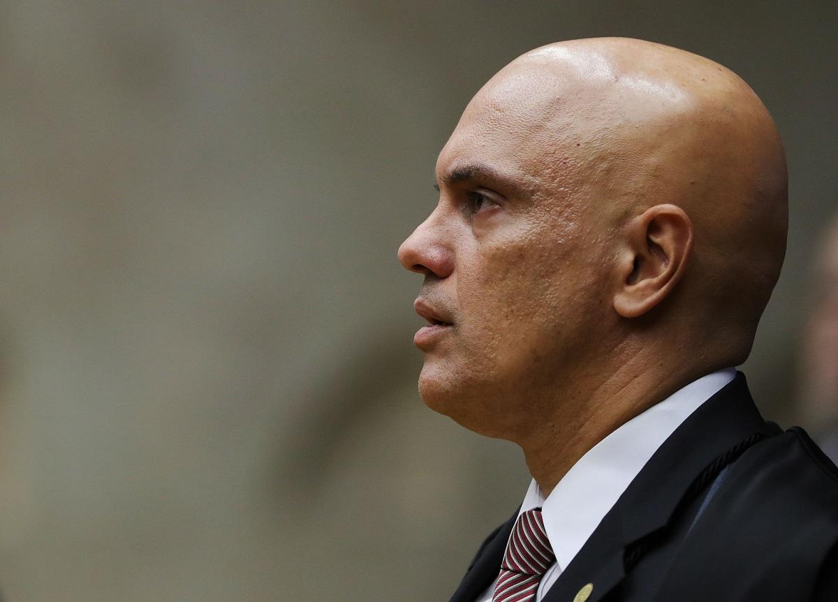 Foto de perfil de ministro do STF