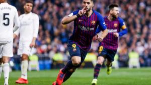 Suárez é eleito o melhor jogador do Campeonato Espanhol