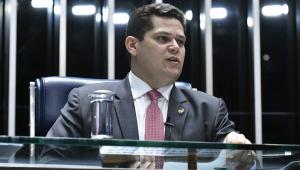 Sem avançar nas pautas, Alcolumbre encerra sessão 'por falta de acordo de procedimento'