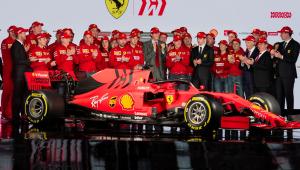 Leclerc garante estar bem com Vettel após acidente entre as Ferraris no Brasil