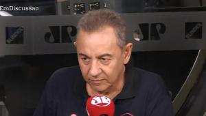 Fernando Diniz, ao menos por enquanto, não se sente ameaçado no São Paulo | Flavio Prado