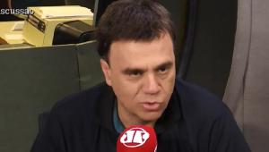 Mauro Beting: 'É nosso dever cobrar mais do que Corinthians e Palmeiras apresentaram'