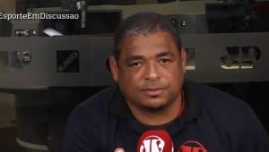 Eliminação para o Guaraní-PAR representa um prejuízo muito grande para o Corinthians | Vampeta
