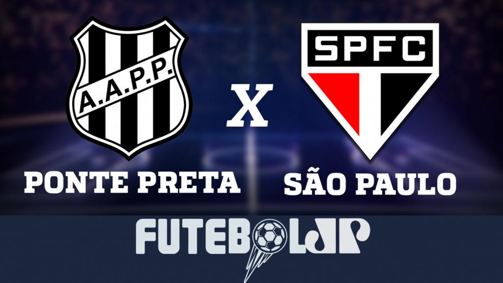 Ponte Preta X Sao Paulo Acompanhe O Jogo Ao Vivo Na Jovem Pan Jovem Pan