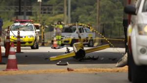 Helicóptero que levava Boechat caiu por causa de falhas de manutenção, diz relatório