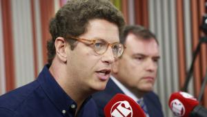 Um ano da tragédia de Brumadinho: Salles relembra descaso do PT com fiscalização