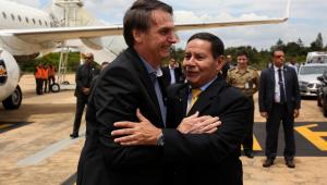 Mourão sobre vídeo de leão 'Bolsonaro reconheceu o erro'