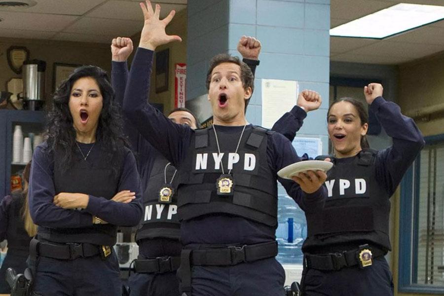 Brooklyn Nine-Nine' é renovada para a 7ª temporada | Jovem Pan