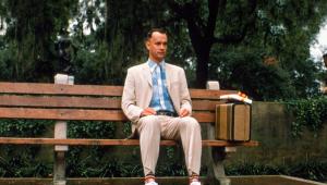 Tom Hanks diz que bancou gravação de algumas cenas de 'Forrest Gump'