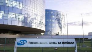 Após ser alvo de pichação, PGR repudia vandalismo e anuncia reforço de segurança