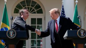 Constantino: Reaproximação do Brasil com EUA tem dado frutos