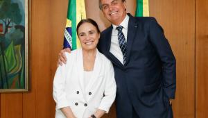 Atrizes reclamam de foto de Regina Duarte e secretária altera post no Instagram