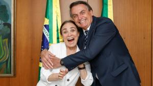 Todos acreditam que Regina Duarte vai aceitar o cargo