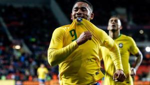 Gabriel Jesus se apega em bom retrospecto contra a Argentina antes de amistoso