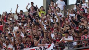 36 mil ingressos são vendidos para o clássico entre São Paulo x Corinthians