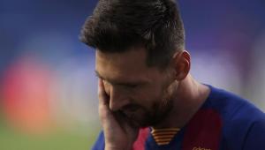 Presidente interino do Barcelona: 'Eu teria vendido o Messi na última janela'