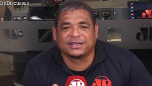Estrelado, Flamengo começa a viver o seu momento de 'Real Madrid' | Vampeta