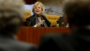 Rosa Weber vota contra reeleição dos presidentes da Câmara e do Senado