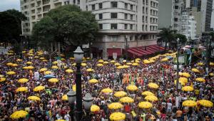 João Gabbardo: Sem tratamento ou vacina, as chances são remotas de autorizarmos Carnaval