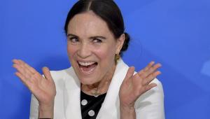 Regina Duarte na posse