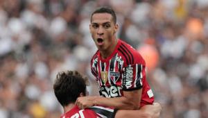 Antony fala de retorno ao São Paulo em clássico contra o Corinthians: 'Estou preparado'