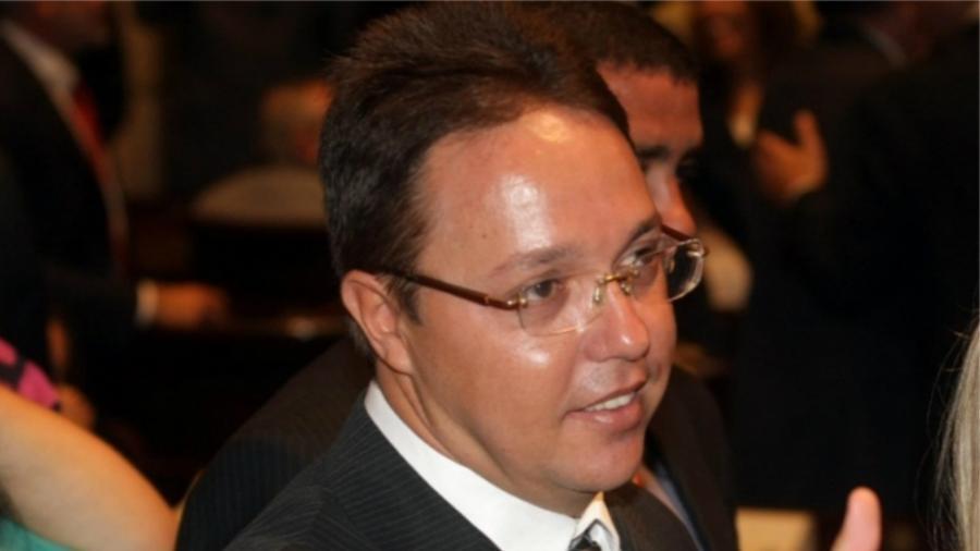 O ex-vereador do Rio de Janeiro Cristiano Girão Matias (ex-PMN, sem partido)