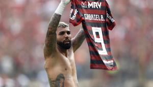 Fechou com Gabigol? Vice do Flamengo anima torcida com brincadeira no Twitter