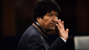 Após renúncia de Morales, destino da Bolívia é incerto