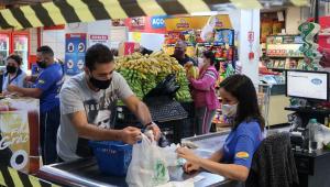 SP: Preços dos itens da cesta básica continuam subindo nos supermercados