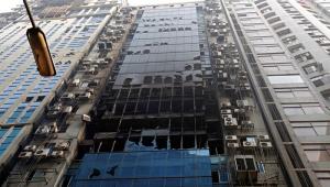 Incêndio em prédio em Bangladesh matou 26 pessoas e feriu outras 73 na última quinta-feira (28)