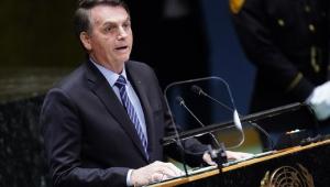 Bolsonaro fala sobre 'a volta da confiança do mundo no Brasil'