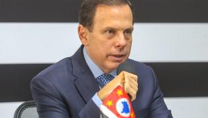 Doria: Meta é chegar ao fim do Fórum Econômico Mundial com R$ 40 bi em investimentos