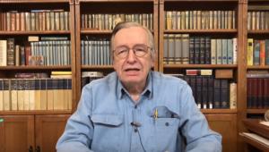 'Ministério da Educação não deveria existir', diz Olavo de Carvalho